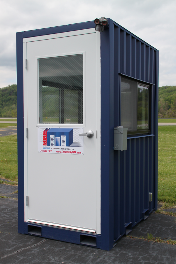 mssi, modular security systems inc, portable guard booth, portable guard shack, modular guard booth, modular guard shack