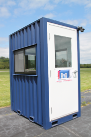 portable guard booth, modular guard booth, portable guard shack, modular guard shack, mssi