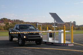 access control, vehicle access control, vehicle barrier arms, mssi, modular security systems inc, vehicle barrier gate, perimeter security