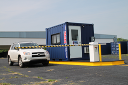 vehicle access control, portable vehicle access control, modular vehicle access control