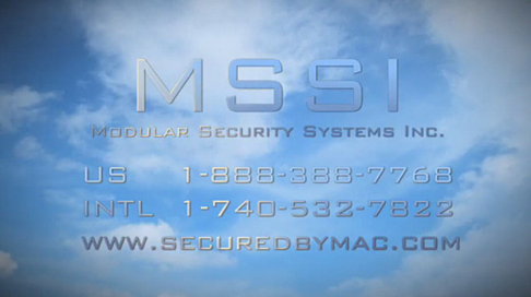 MSSI Video, MSSI Commercial, MSSI Company Over View, MSSI, Modular Security Systems Inc.
