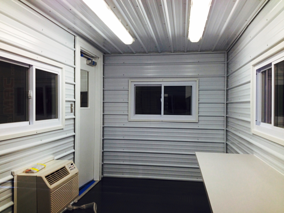 guard house, guard shack, MSSI, Modular Security Systems Inc, portable guard booth, portable guard house, portable guard shack