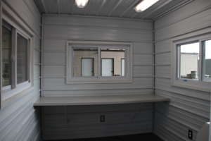 MSSI,portable guard booth,portable guard shack,Modular Security Systems Inc,portable perimeter security,portable guard house