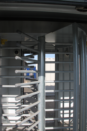MSSI, Modular Security Systems Inc, turnstiles, turnstile, MAC Portal, patented MAC Portal, portable perimeter security