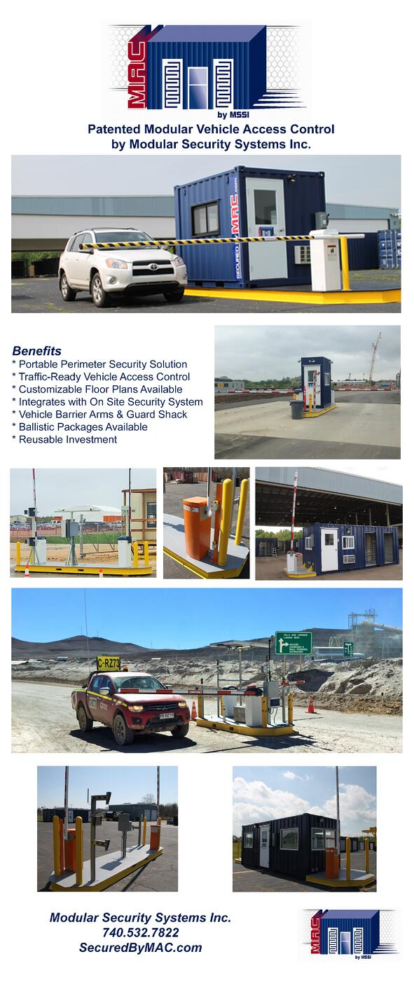 vehicle access control, modular vehicle access control, portable guard house with vehicle barrier arms, modular guard booth with vehicle barrier arms, vehicle access control portal, modular vehicle access control portal, portable vehicle access control, vehicle barrier arms, portable vehicle barrier arms, vehicle access control with a guard office, vehicle barrier arms in a guard house, vehicle barrier gate