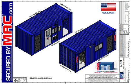 MAC-2 Office In Middle Drawing Thumbnail