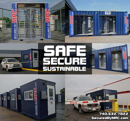 MSSI, safe perimeter security, secure perimeter, sustainable security solution, MSSI, Modular Security Systems Inc.