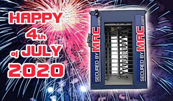 MSSI, Modular Security Systems Inc., 4th of July, Fourth of July, Independence Day, July the 4th, July the fourth
