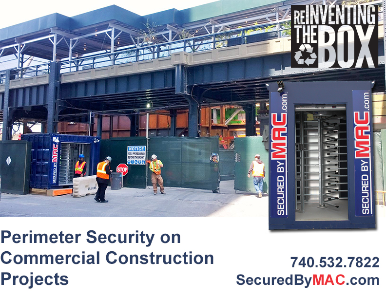 Modular Security Systems, MSSI, commercial construction perimeter security, perimeter security for commercial construction, security for commercial construction, commercial construction security, security on commercial construction sites