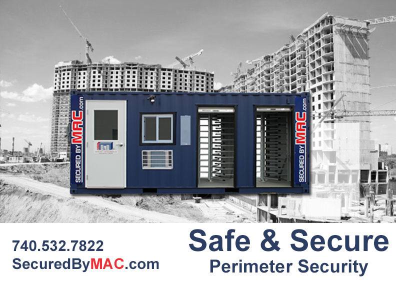 Modular Security Systems Inc, commercial construction perimeter security, perimeter security for commercial construction, security for commercial construction, commercial construction security, security on commercial construction sites
