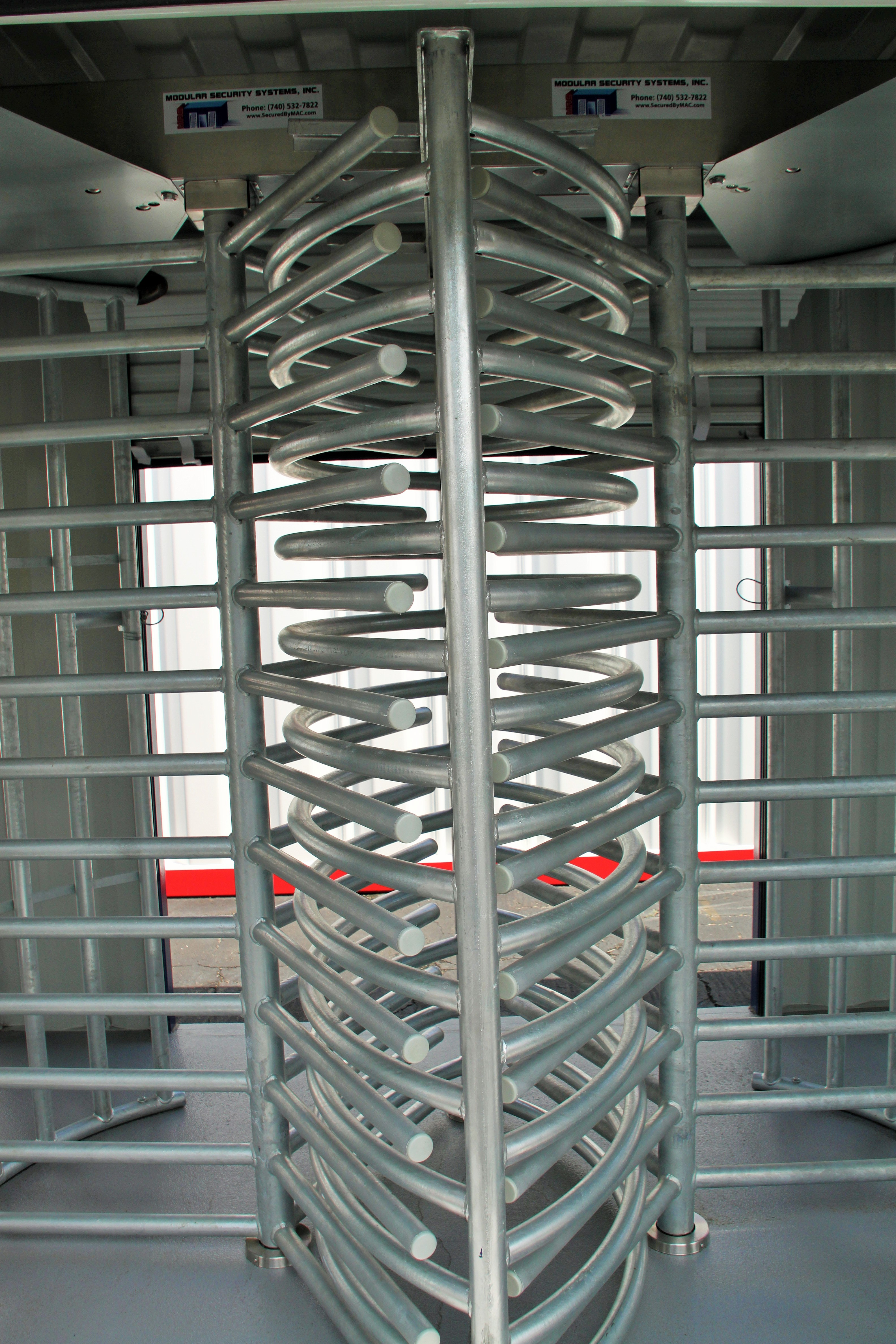 Modular Access Control, MSSI, turnstile security, perimeter turnstiles, Turnstile, Turnstiles, patented MAC Portal, Modular Security Systems Inc, perimeter security solution, turstiles