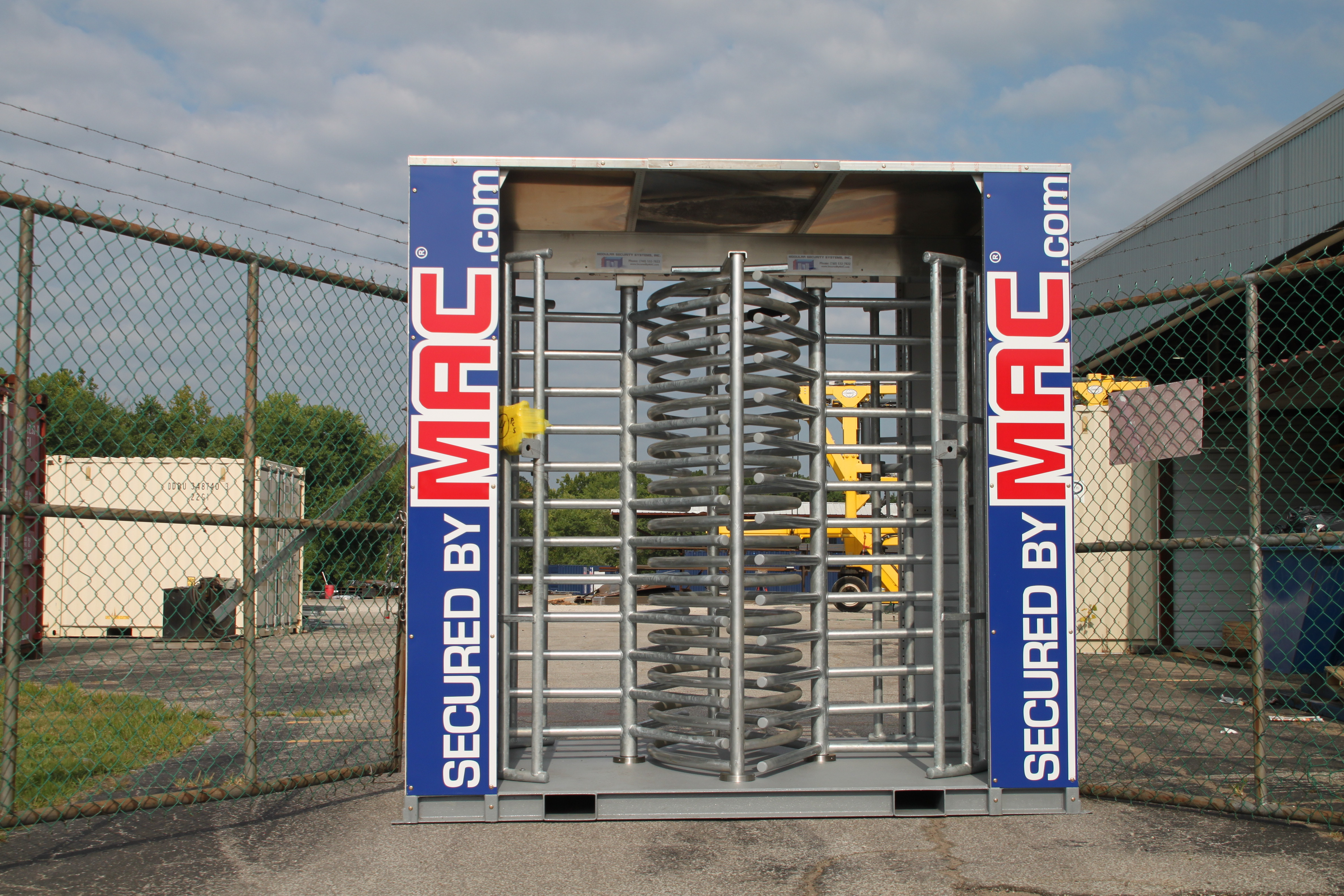 Modular Access Control, MSSI, Turnstile, Turnstiles, patented MAC Portal, Modular Security Systems Inc, MAC-Lite, cost effective turnstile, cost effective turnstiles