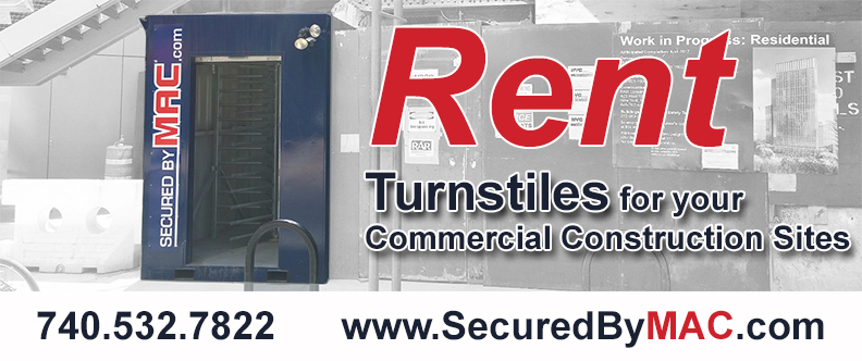 MSSI, Modular Security Systems Inc, turnstile rental, rent turnstiles, MAC Portal Rental, rent access control turnstiles, MSSI Rental Program, rent a MAC Portal, rent MAC Portals