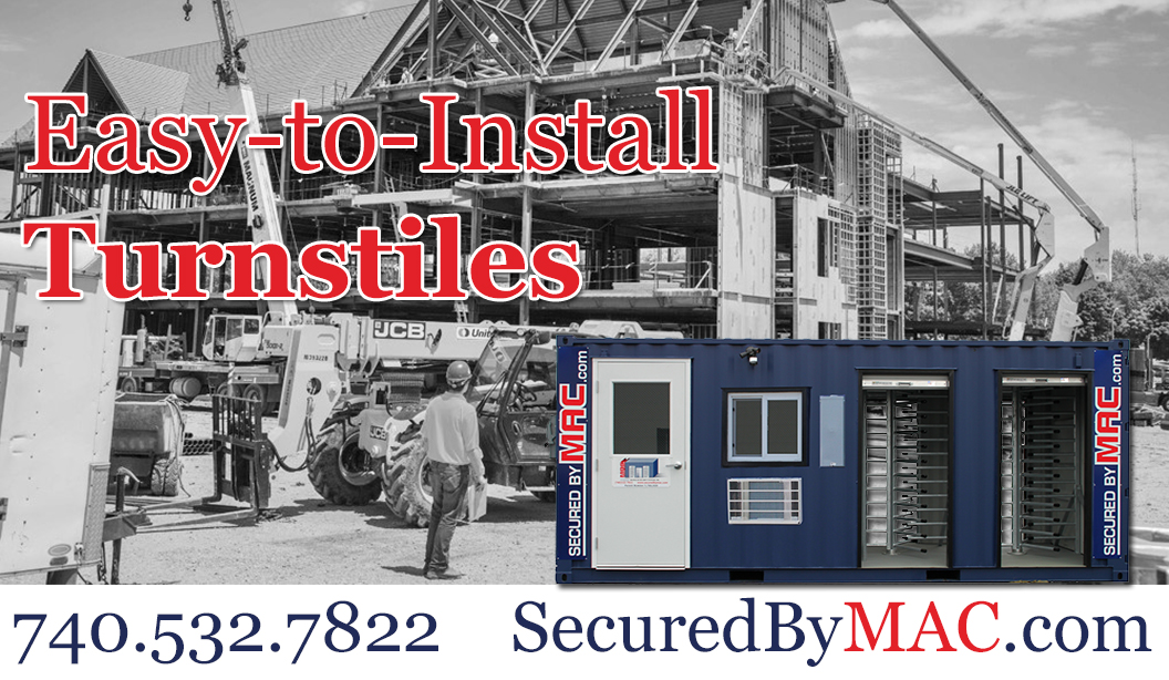 Modular Security Systems, MSSI, Turnstile, Turnstiles, Modular Security Systems Inc, turnstile cost, cost of turnstiles, portable guard house with turnstiles