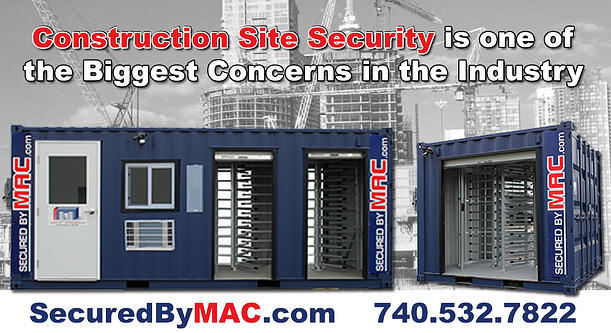 MSSI, Modular Security Systems Inc, price of perimeter security, perimeter security for construction, construction site perimeter security