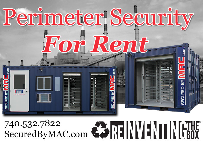 MSSI, Modular Security Systems Inc, turnstile rental, rent turnstiles, rent a MAC Portal