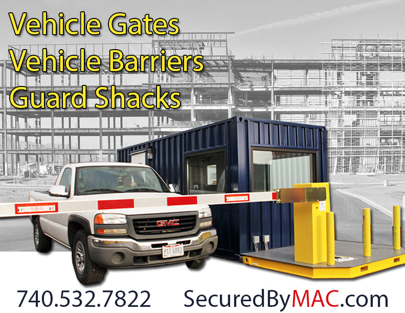 Modular Security Systems Inc, vehicle access control, modular vehicle access control, vehicle access control portal, modular vehicle access control portal, portable vehicle access control, vehicle barrier arms, vehicle gate