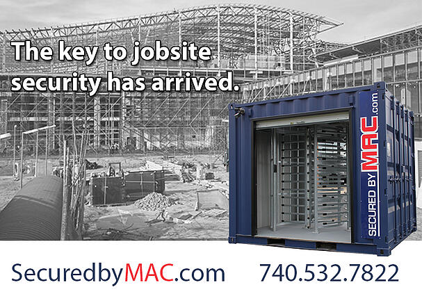 MSSI, Modular Security Systems Inc, commercial construction perimeter security, security for commercial construction, commercial construction security, security on commercial construction sites