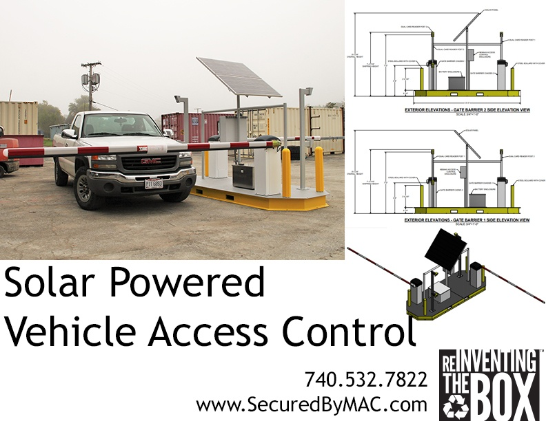 MSSI, Modular Security Systems Inc, vehicle barrier arms, vehicle barrier gate, solar powered vehicle access control, solar powered vehicle control gate, solar powered vehicle barrier gate, solar powered vehicle barrier arm