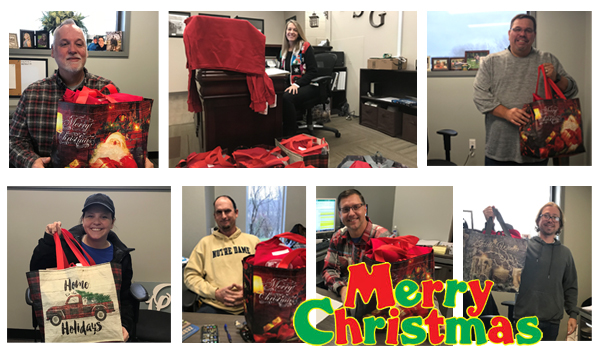Merry Christmas from MSSI, Modular Security Systems Inc., MSSI