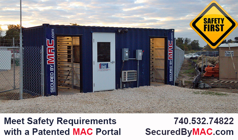 MAC Portals Help Construction Companies Meet Safety Requirements