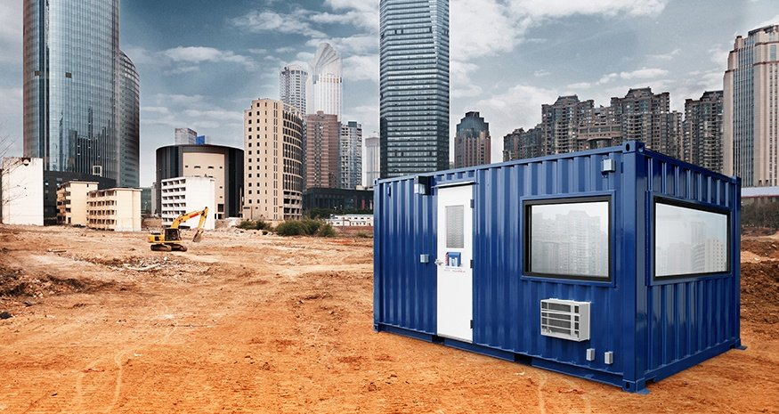 MSSI, Modular Security Systems Inc, guard booth, guard house, guard office, portable guard booth, portable guard house, portable guard office